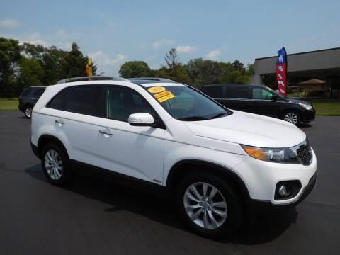 2011 Kia Sorento for sale at North State Motors in Belvidere IL