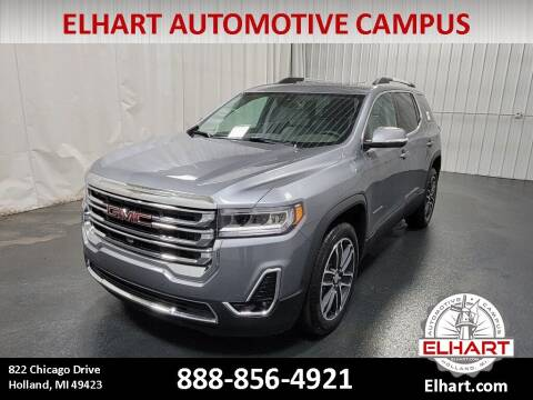 2021 GMC Acadia for sale at Elhart Automotive Campus in Holland MI