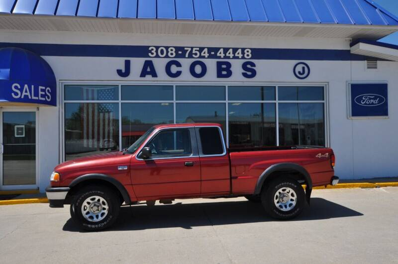 1998 Mazda B-Series Pickup for sale at Jacobs Ford in Saint Paul NE