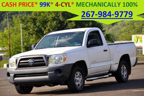 2007 Toyota Tacoma for sale at T CAR CARE INC in Philadelphia PA