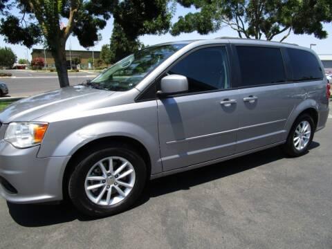 2015 Dodge Grand Caravan for sale at KM MOTOR CARS in Modesto CA
