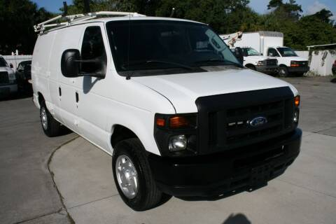 2012 Ford E-Series Cargo for sale at Mike's Trucks & Cars in Port Orange FL