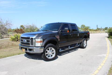 2008 Ford F-250 Super Duty for sale at Goval Auto Sales in Pompano Beach FL