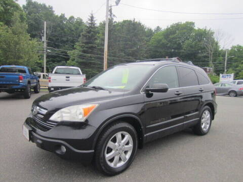2007 Honda CR-V for sale at Auto Choice of Middleton in Middleton MA