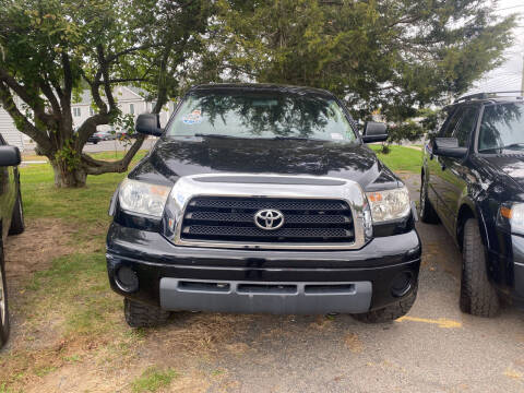 2007 Toyota Tundra for sale at Whiting Motors in Plainville CT
