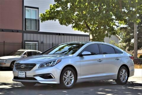 2015 Hyundai Sonata for sale at Skyline Motors Auto Sales in Tacoma WA