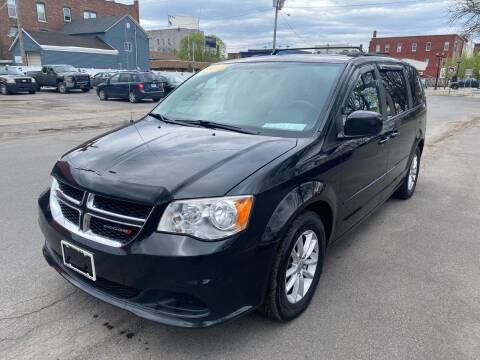 2013 Dodge Grand Caravan for sale at Midtown Autoworld LLC in Herkimer NY