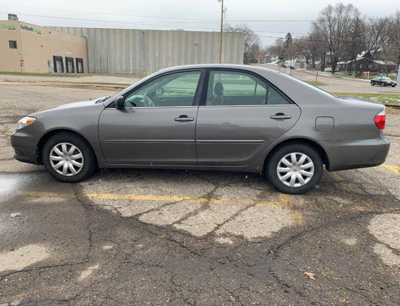 2006 Toyota Camry for sale at Malecha's Auto Sales in Faribault MN