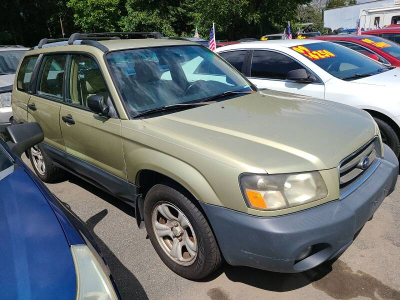 2004 Subaru Forester for sale at Budget Auto Sales & Services in Havre De Grace MD