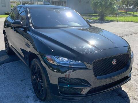 2017 Jaguar F-PACE for sale at Consumer Auto Credit in Tampa FL