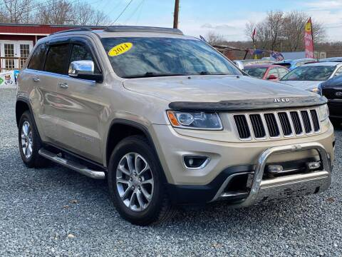 2014 Jeep Grand Cherokee for sale at A&M Auto Sales in Edgewood MD