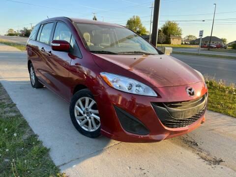 2013 Mazda MAZDA5 for sale at Wyss Auto in Oak Creek WI