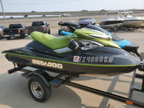 2005 Sea-Doo/BRP RXP for sale at Kell Auto Sales, Inc in Wichita Falls TX