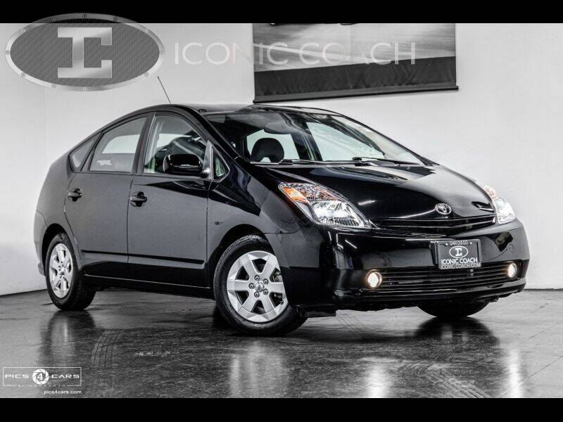 2005 Toyota Prius for sale at Iconic Coach in San Diego CA