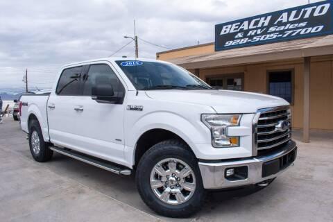 2016 Ford F-150 for sale at Beach Auto and RV Sales in Lake Havasu City AZ