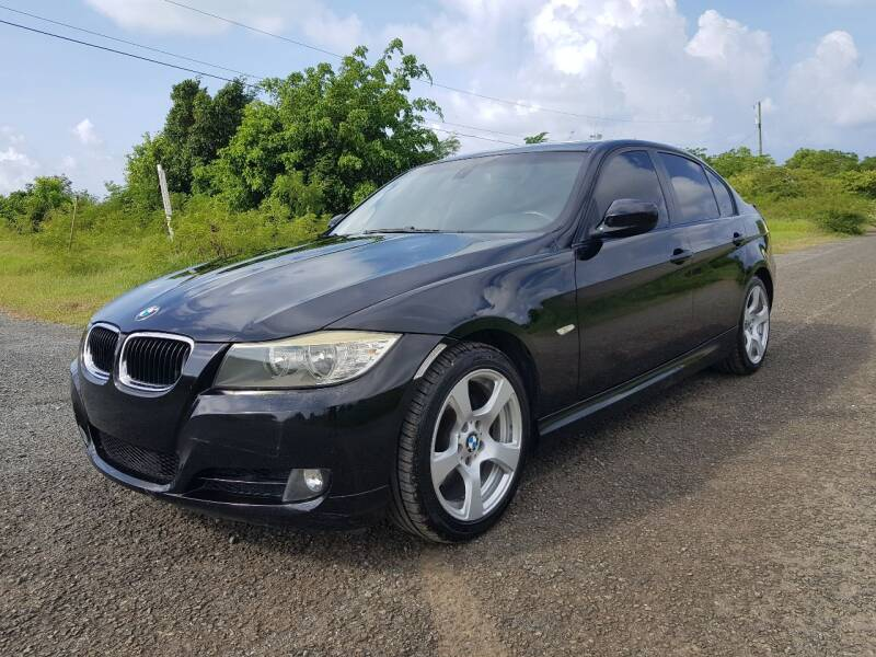 2009 BMW 3 Series for sale at Cruzan Car Sales in Frederiksted VI