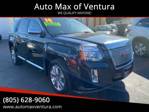 2015 GMC Terrain for sale at Auto Max of Ventura - Automax 3 in Ventura CA