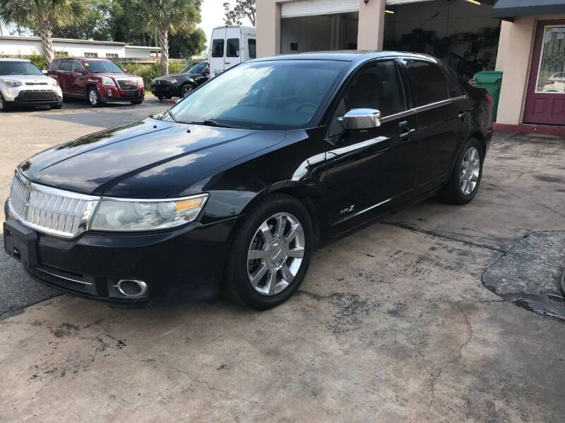 2009 Lincoln MKZ for sale at AutoVenture Sales And Rentals in Holly Hill FL
