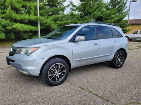 2007 Acura MDX for sale at Finish Line Auto Sales Inc. in Lapeer MI