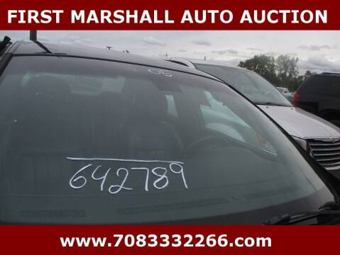 2005 Lincoln LS for sale at First Marshall Auto Auction in Harvey IL