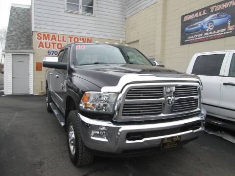 2011 RAM Ram Pickup 2500 for sale at Small Town Auto Sales in Hazleton PA