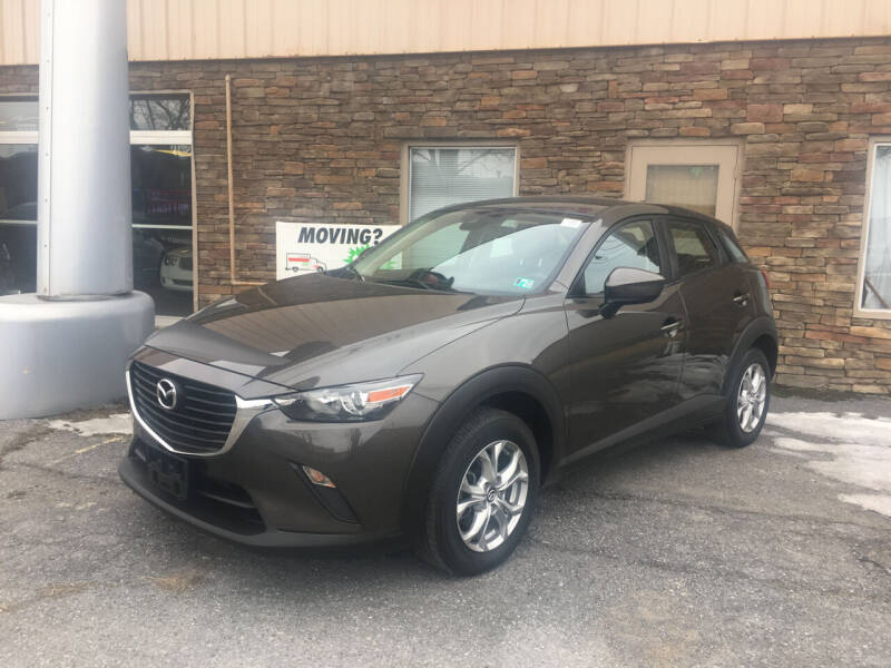 2018 Mazda CX-3 for sale at K B Motors in Clearfield PA