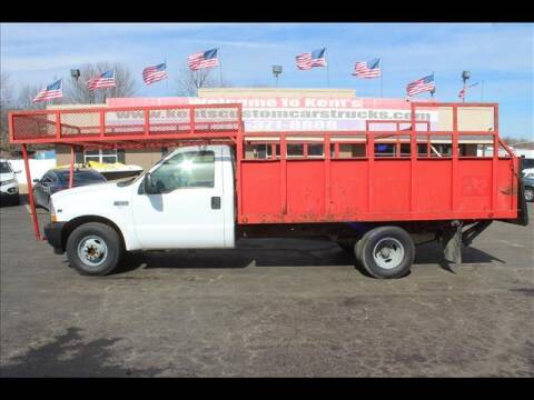 2002 Ford F-350 Super Duty for sale at Kents Custom Cars and Trucks in Collinsville OK