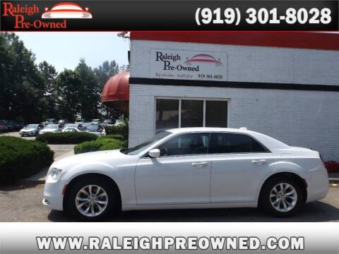 2015 Chrysler 300 for sale at Raleigh Pre-Owned in Raleigh NC