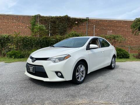 2014 Toyota Corolla for sale at RoadLink Auto Sales in Greensboro NC