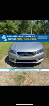 2014 Honda Accord for sale at Honda of The Avenues in Jacksonville FL