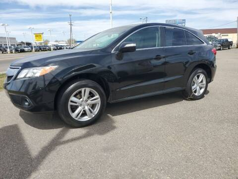 2014 Acura RDX for sale at Revolution Auto Group in Idaho Falls ID