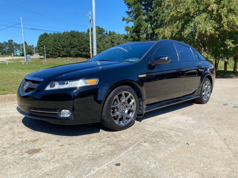 2008 Acura TL for sale at Dreamers Auto Sales in Statham GA