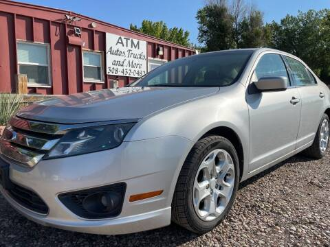 2010 Ford Fusion for sale at Autos Trucks & More in Chadron NE