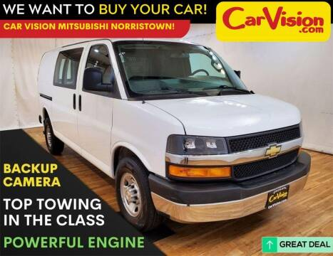 2018 Chevrolet Express Cargo for sale at Car Vision Mitsubishi Norristown in Trooper PA