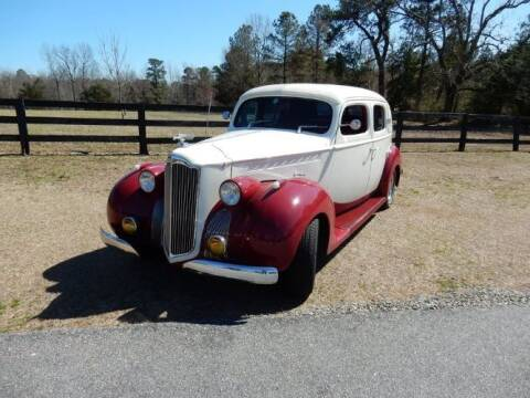 1940 Packard Sedan for sale at Classic Car Deals in Cadillac MI