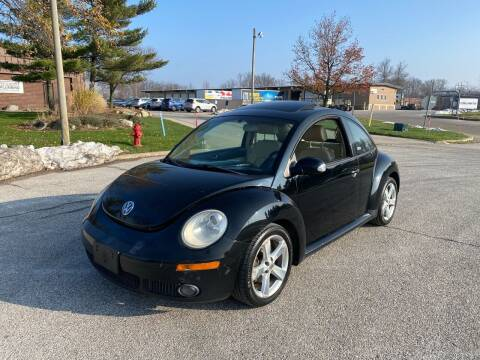 2007 Volkswagen New Beetle for sale at JE Autoworks LLC in Willoughby OH