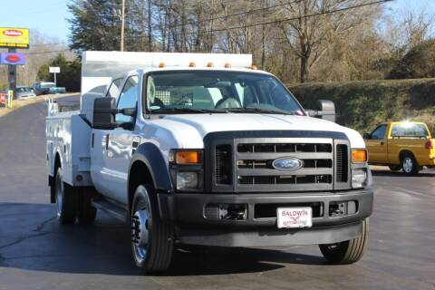 2009 Ford F-450 Super Duty for sale at Baldwin Automotive LLC in Greenville SC