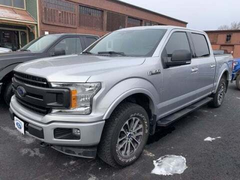 2019 Ford F-150 for sale at SCHURMAN MOTOR COMPANY in Lancaster NH