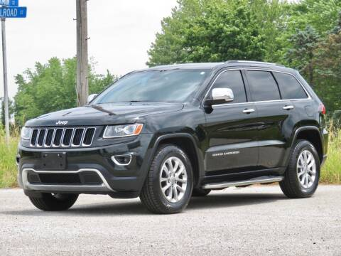 2014 Jeep Grand Cherokee for sale at Tonys Pre Owned Auto Sales in Kokomo IN