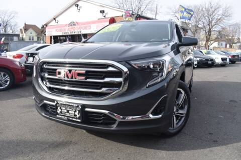 2020 GMC Terrain for sale at Foreign Auto Imports in Irvington NJ