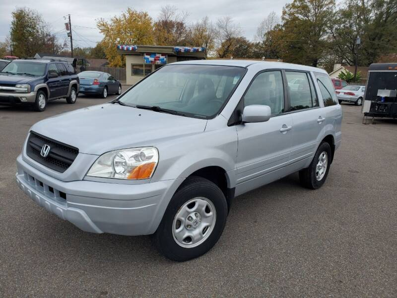 2005 Honda Pilot for sale at Tri-State Motors in Southaven MS