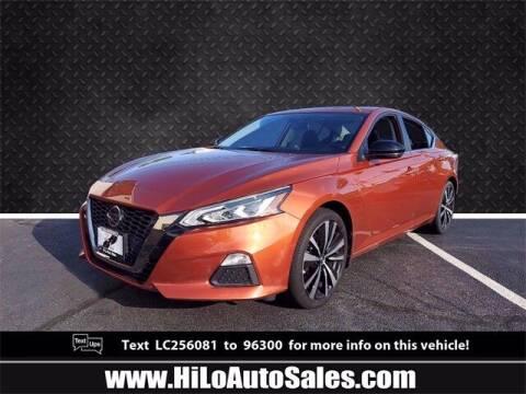 2020 Nissan Altima for sale at Hi-Lo Auto Sales in Frederick MD