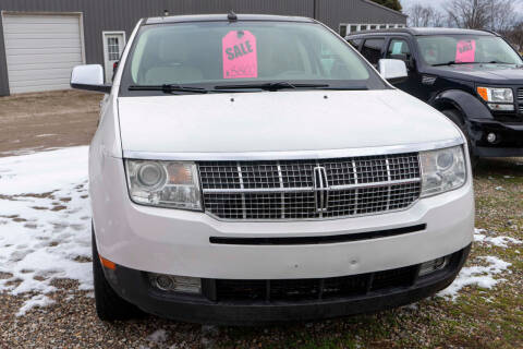 2010 Lincoln MKX for sale at Apple Tree Auto Sales in Adrian MI