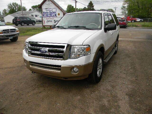 2013 Ford Expedition for sale at Northwest Auto Sales in Farmington MN