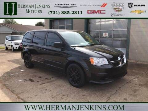 2015 Dodge Grand Caravan for sale at Herman Jenkins Used Cars in Union City TN