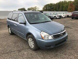 2012 Kia Sedona for sale at WELLER BUDGET LOT in Grand Rapids MI