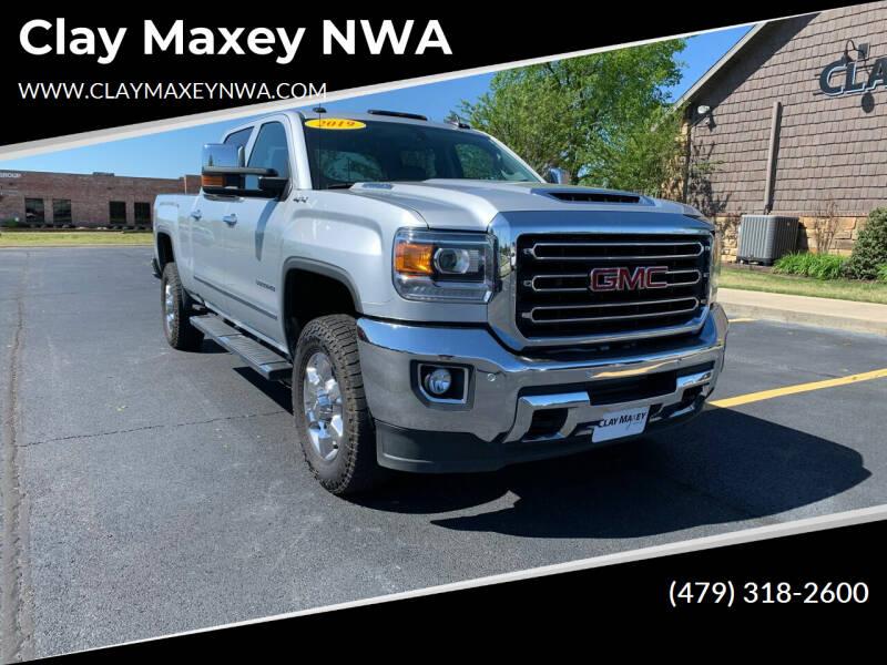2019 GMC Sierra 3500HD for sale at Clay Maxey NWA in Springdale AR