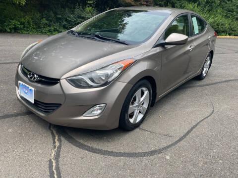 2013 Hyundai Elantra for sale at Car World Inc in Arlington VA