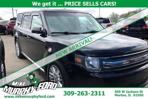 2014 Ford Flex for sale at Mike Murphy Ford in Morton IL