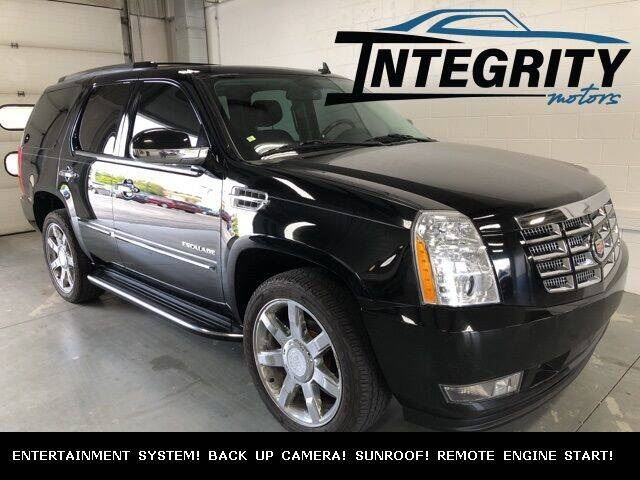 2014 Cadillac Escalade for sale at Integrity Motors, Inc. in Fond Du Lac WI